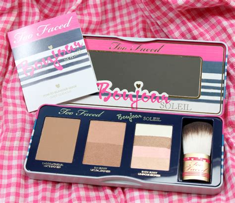 Faced Bronzing Wardrobe by Faced Summer 2014 Collection Vy Varnish