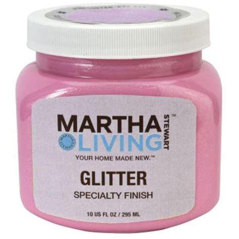 home depot paint pink martha stewart living 10 oz pink luster glitter paint