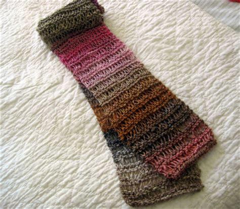 drop stitch knitting dropped stitch scarf pattern free patterns