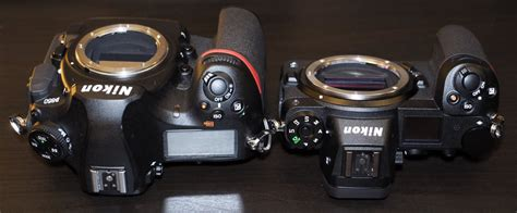 nikon  dslr    full frame mirrorless cameras