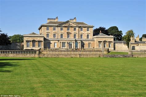 Four Bedroom House by Lord Halifax S Mansion In South Yorkshire Hits The Market