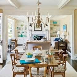 Coastal Dining Room Ideas Coastal Home Inspirations On The Horizon Coastal Dining Rooms