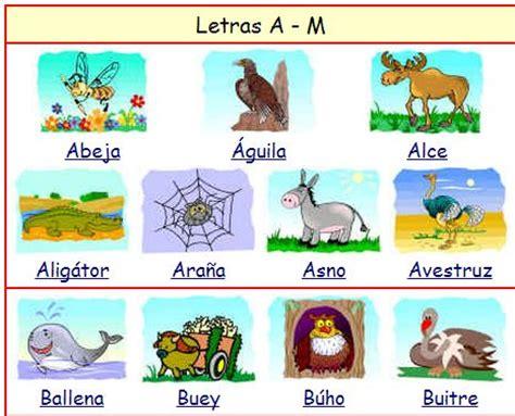 imagenes de animales por la letra w animales con a imagui