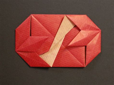 Paper Folding Envelope - top 25 ideas about origami envelopes letter folding on