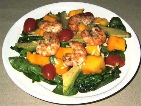 cuisine gambas salade exotique aux gambas ma cuisine sant 233
