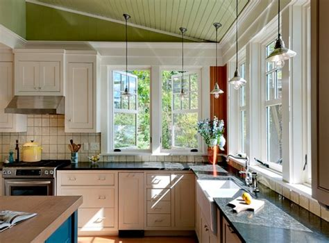 Kitchen Window Design Ideas by 15 Classy Kitchen Windows For Your Home Home Design Lover
