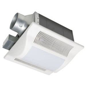 Panasonic Bathroom Fan With Light Panfv11vfl2 Whisperlite With Light Bathroom Fan White At Shop Ferguson