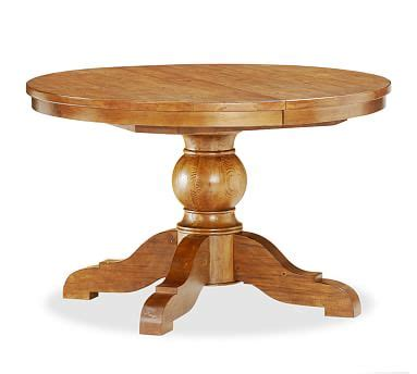 Sumner Pedestal Table Sumner Extending Pedestal Table Aaron Chair 5