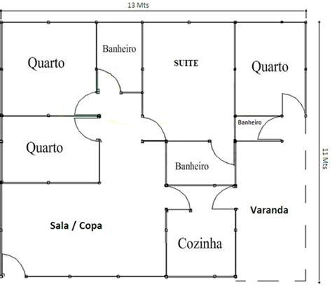 programa para desenhar planta baixa medidas plantas de casas mais de 50 modelos de plantas para