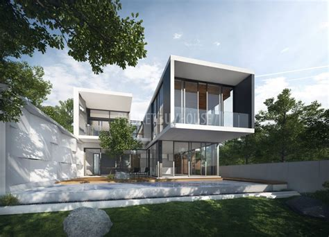 buy modern house kth3316 modern house at loch palm kathu 3 bedroom 1 of 4 reserved phuket buy house
