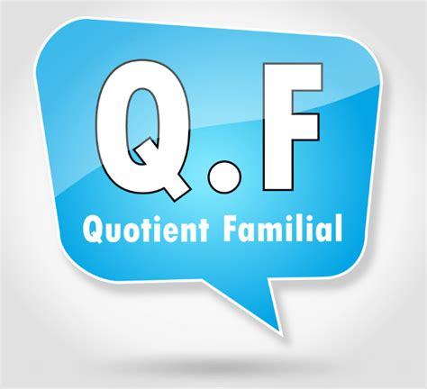 Plafond Du Quotient Familial by La Baisse Du Plafond Du Quotient Familial Valoxy