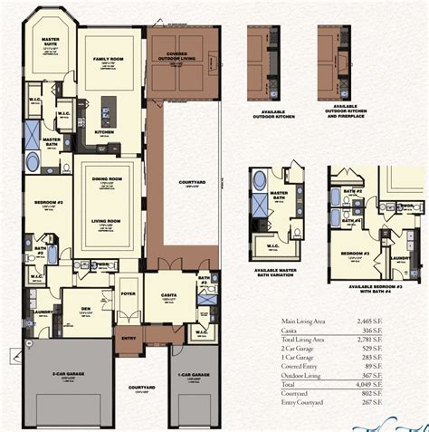 house plans with casita house plans attached casita house design ideas
