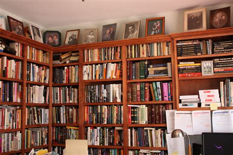 home interior book home library design homesfeed