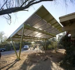 solar array carport flickr photo