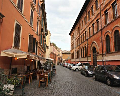 best restaurants trastevere rome italy rome s best neighborhood trastevere