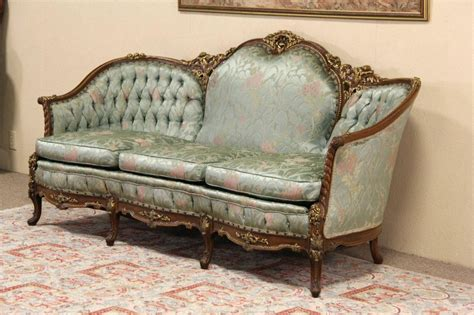 Types Of Antique Sofas by Vintage Sofa Styles Antique Sofa Styles Sofas Thesofa