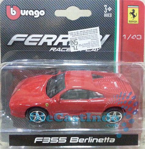 Burago 143 F1 F10 8 Fernando Alonso bburago 1 43 diecast indonesia all diecast