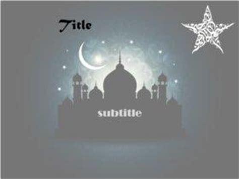 islamic powerpoint   templates