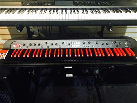 Vintage Piano Korg Sv1 73r Bk Limited korg sv 1 73 stage vintage piano limited edition rvbk and black reverb