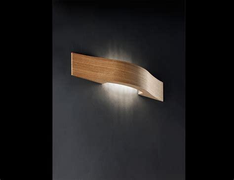 nella vetrina libe designer wall light  oak wood