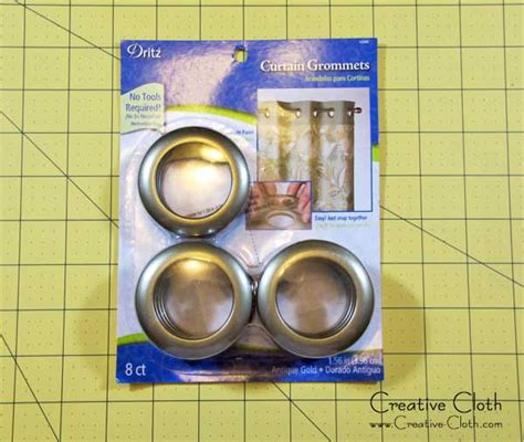 curtain grommets kit how to use curtain grommets as attachments for bag handles