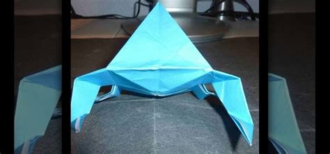 3d Origami For Beginners - how to make an adorable 3d origami hermit crab for