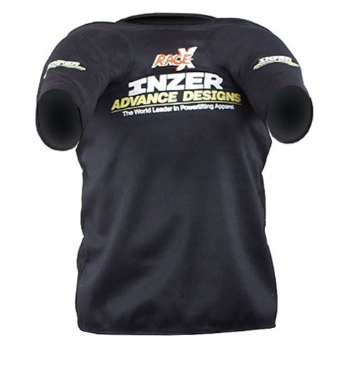 inzer bench shirt sizing chart quest nutrition and athletics