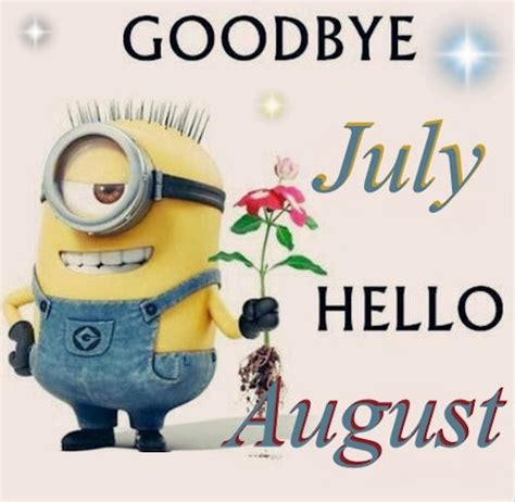 soul boat august 2017 welcome august goodbye july quotes calendar 2018