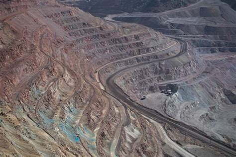 arizona pit open pit mine arizona copper mine encyclopedia