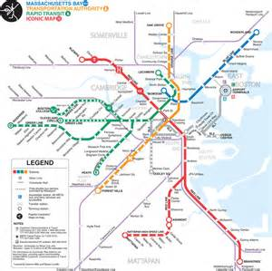 Mbta Boston Map by Mbta Gt About The Mbta