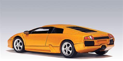 2001 Lamborghini Murcielago Autoart 2001 Lamborghini Murcielago Metallic Orange