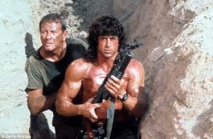 fifth rambo movie reportedly titled rambo last blood sylvester stallone says a rambo last blood sequel will be