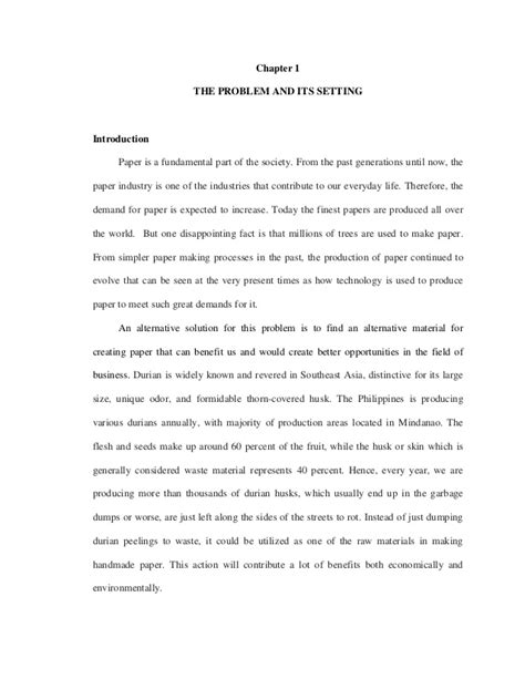 how to write a dissertation chapter chapter 1 thesis durian pulp