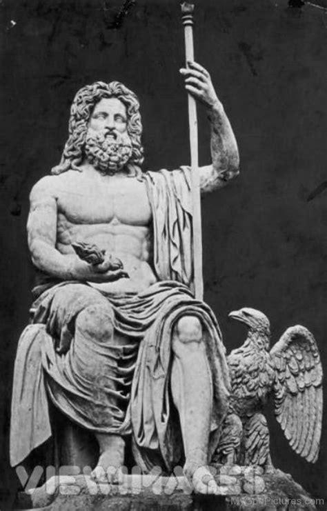 imagenes de la estatua del dios zeus jupiter god pictures