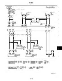 nissan car radio stereo audio wiring diagram autoradio connector in nissan sentra wordoflife me