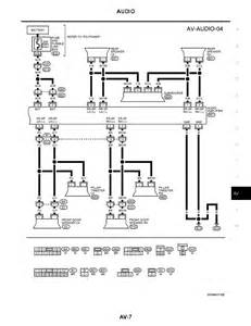 stereo wiring diagram 2003 nissan sentra stereo wiring exles and