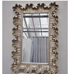 Jual Cermin Hias Di Medan pigura cermin jati ukir jepara warna emas cermin hias
