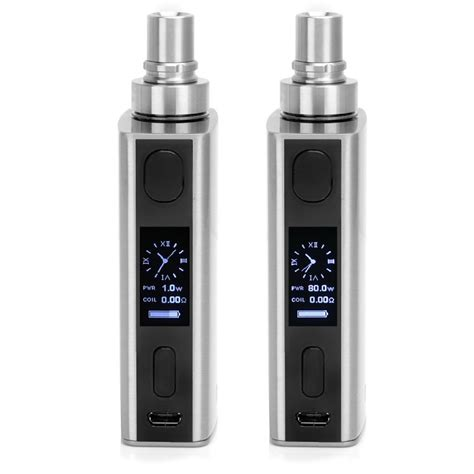 Egrip Ii Kit Authentic authentic joyetech egrip ii standard kit silver 2100mah 80w vw mod