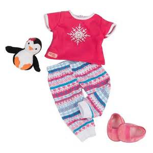 pj s and penguin doll our generation target