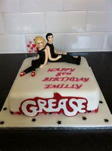 Grease Lightning Car Cake Topper Pin Grease Themed 30th Birthday Cake Tv