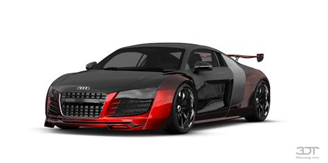 3DTuning of Audi R8 Coupe 2107 3DTuning.com   unique on