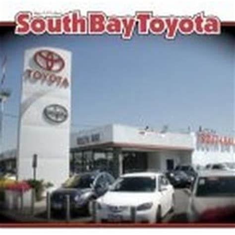 Toyota Southbay South Bay Toyota 34 Photos Auto Repair Harbor
