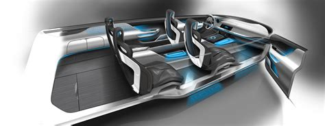 interior concept jaguar c x17 concept interior design sketch car body