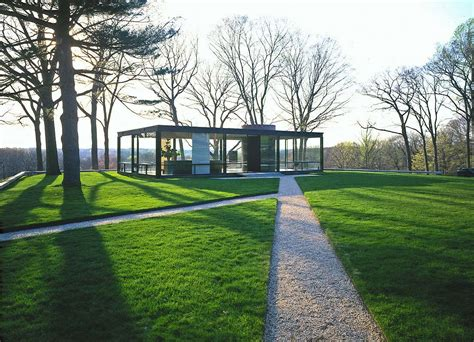Philip Johnson Glass House by Bad About Design Person Of Influence Philip Johnson
