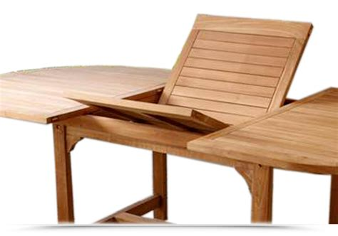 tavolo teak nuovo tavolo giardino legno teak allungabile da 180 a 240