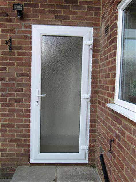 Glass Back Doors Upvc Back Door Gallery
