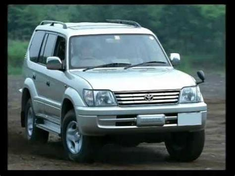 toyota global website land cruiser model 90 vehicle heritage toyota official