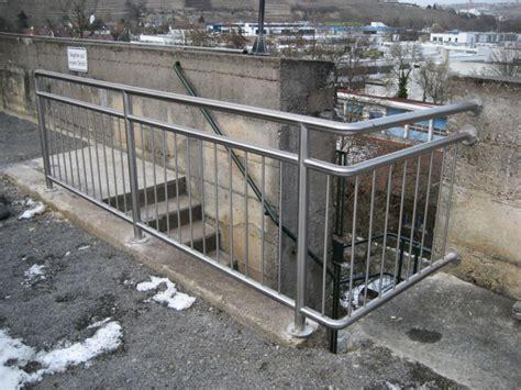 absturzsicherung treppengeländer absturzsicherung treppengel 228 nder hein gmbh metallbau