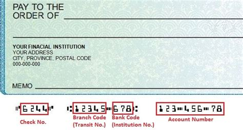 bank code how do i find my bank details by looking at my check