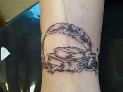 inkheart tattoo 18 ephemeral tattoos for booklovers the hip and book